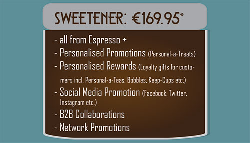 Sweetner | Personal-a-Teas Cafe Community