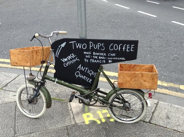 Two Pups Coffee Shop