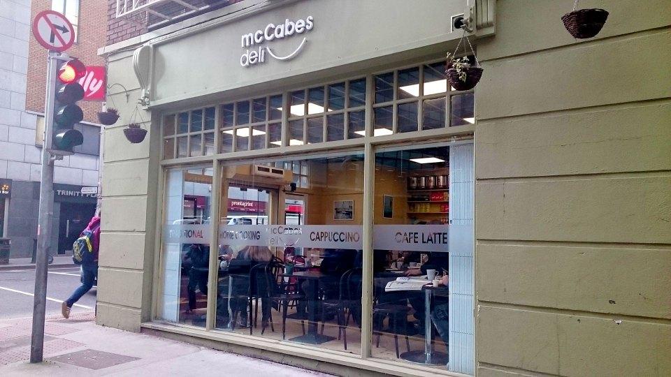 McCabe's Deli - Townsend Street