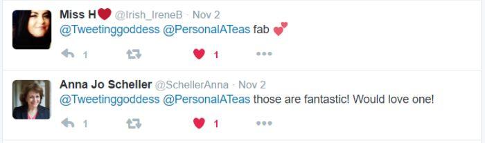 The Personal-a-Teas Magic