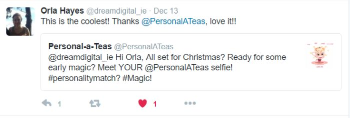 The Personal-a-Teas Magic