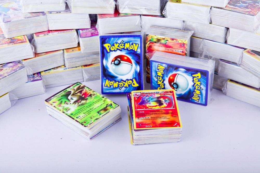 Produits dérivés Pokémon : cartes à jouer