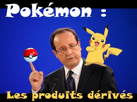Même François Hollande s'est mis à Pokémon !