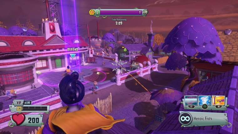Test Plants vs Zombies Garden Warfare 2