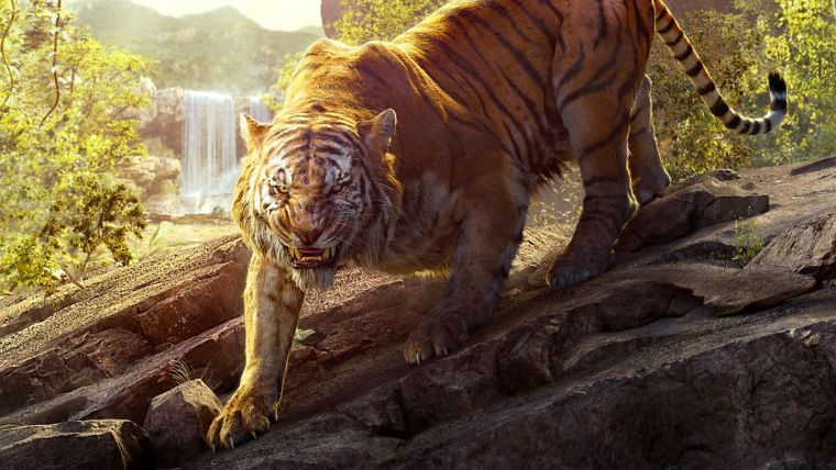 Shere khan jungle book