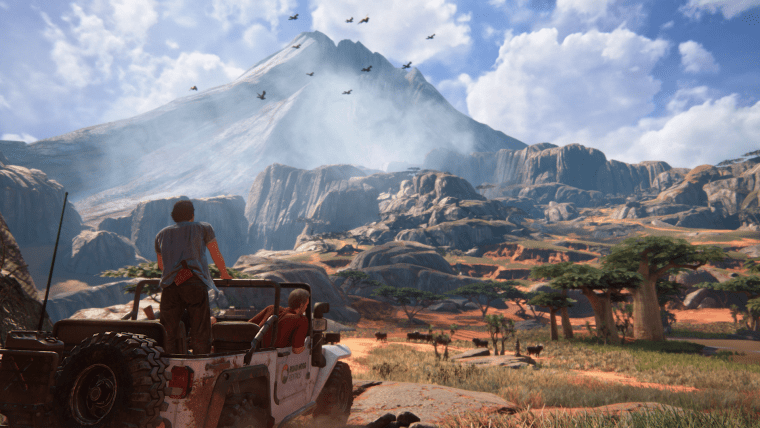 Uncharted 4 A thief's end madagascar