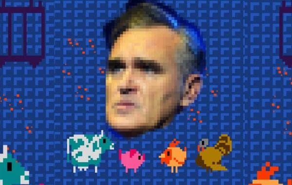 This beautiful creature must die, le nouveau de PETA avec le chanteur Morrissey