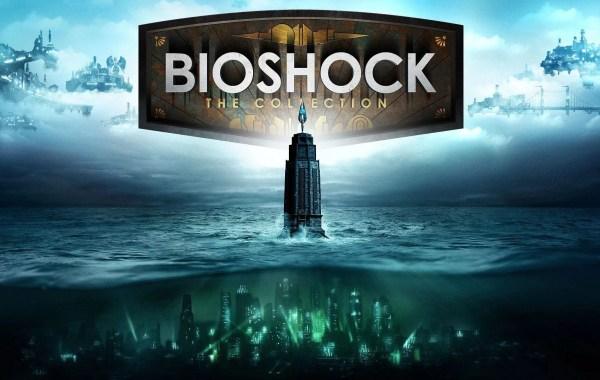 Test et avis de la version remasterisée des jeux BioShock