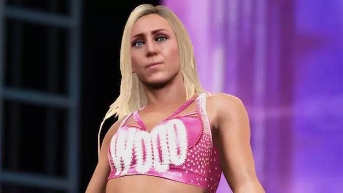 Test de WWE 2K17