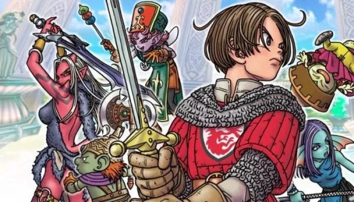 Dragon Quest X est le premier jeu annoncé sur Nintendo Switch