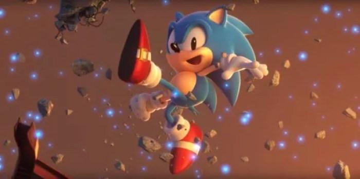 Sonic 2017 s'offre une place sur la Nintendo Switch