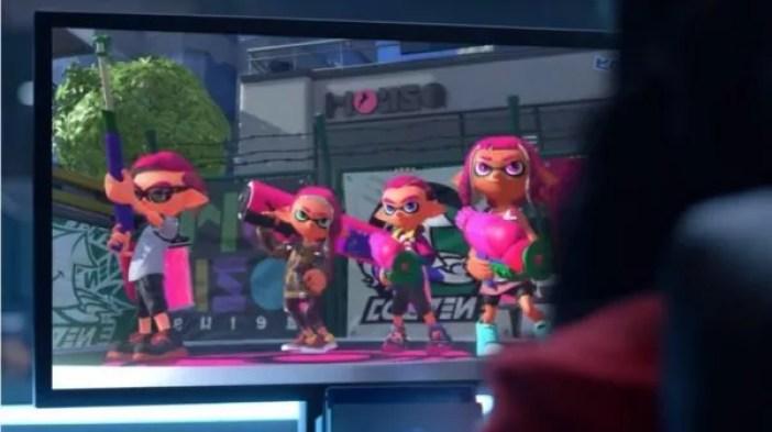 Un nouveau Splatoon sur Nintendo Switch ?