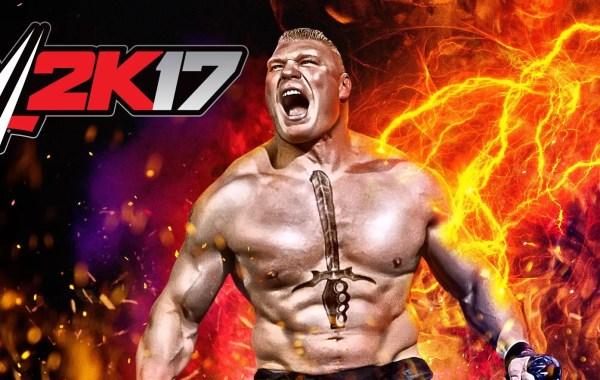 Test du jeu WWE 2K17 sur PS4