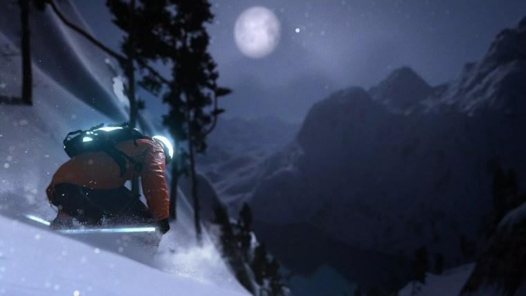 Test de Steep sur Xbox One