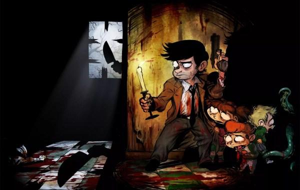 2Dark, le nouveau jeu du créateur d'Alone in the Dark