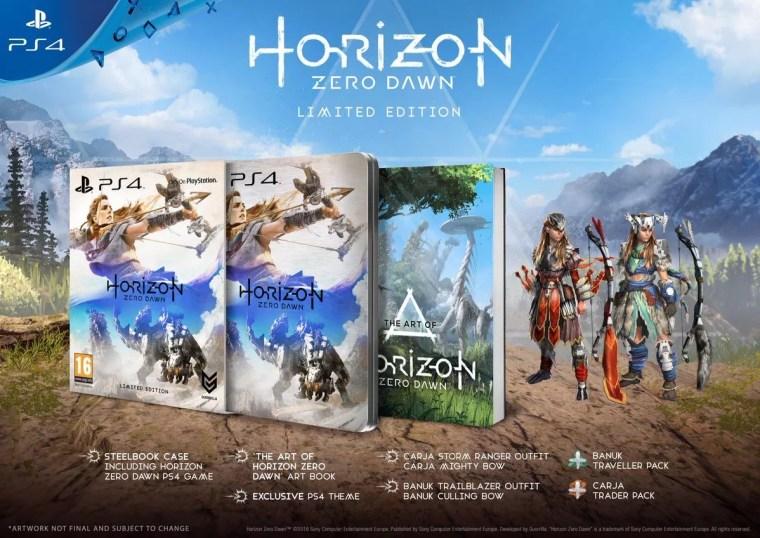 Remportez Horizon Zero Dawn Édition Limitée !