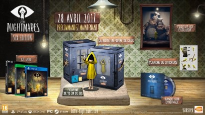 Little Nightmares : Six Édition