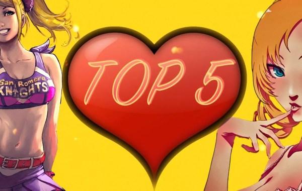 TOP 5 des jeux vidéo pour une Saint-Valentin inoubliable
