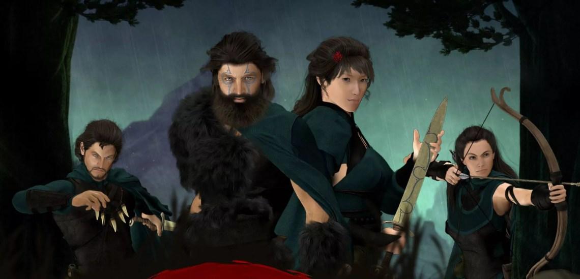 Sacred Fire, le jeu à suivre de Poetic Studio