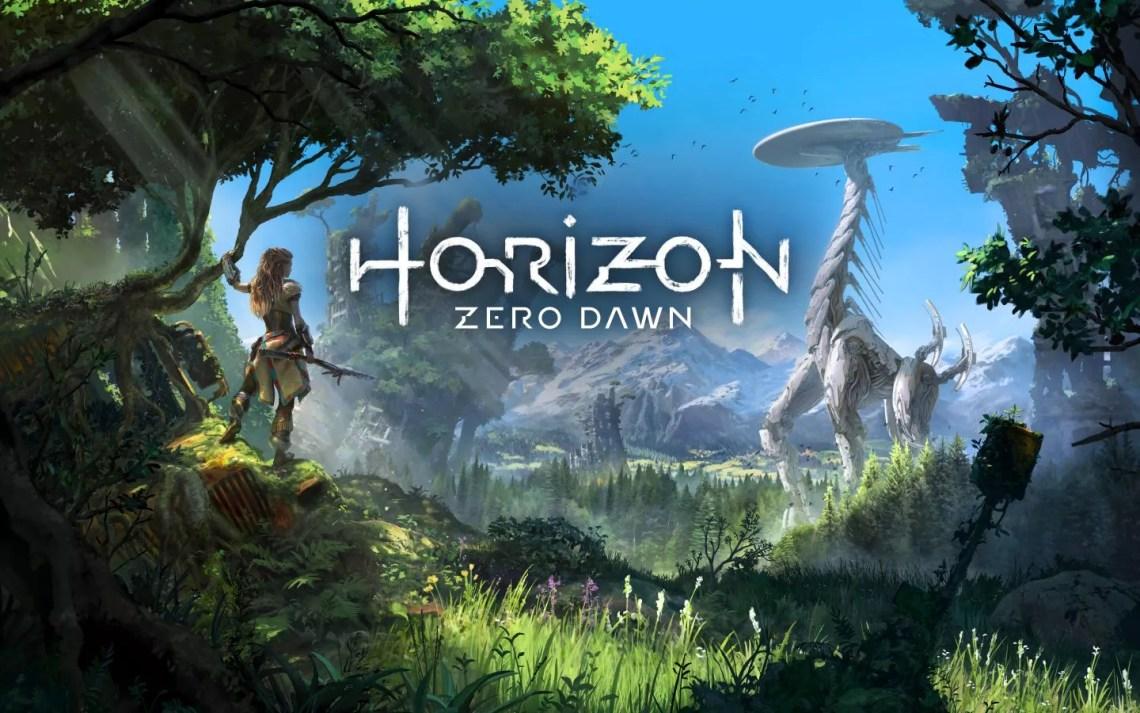 Test de Horizon Zero Dawn sur PS4
