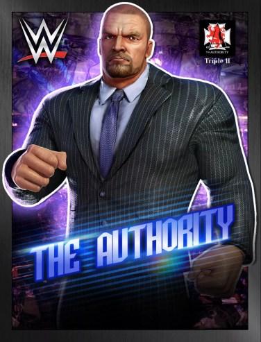 Triple H (WWE Champions)