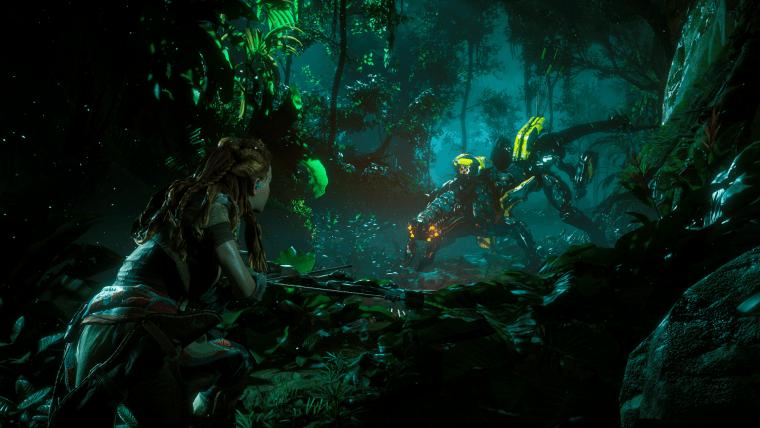 Test de Horizon Zero Dawn (PS4)