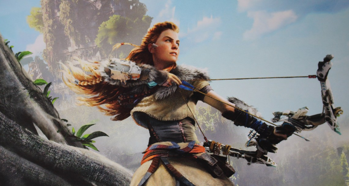 Unboxing de l'Édition Collector de Horizon Zero Dawn (PS4)