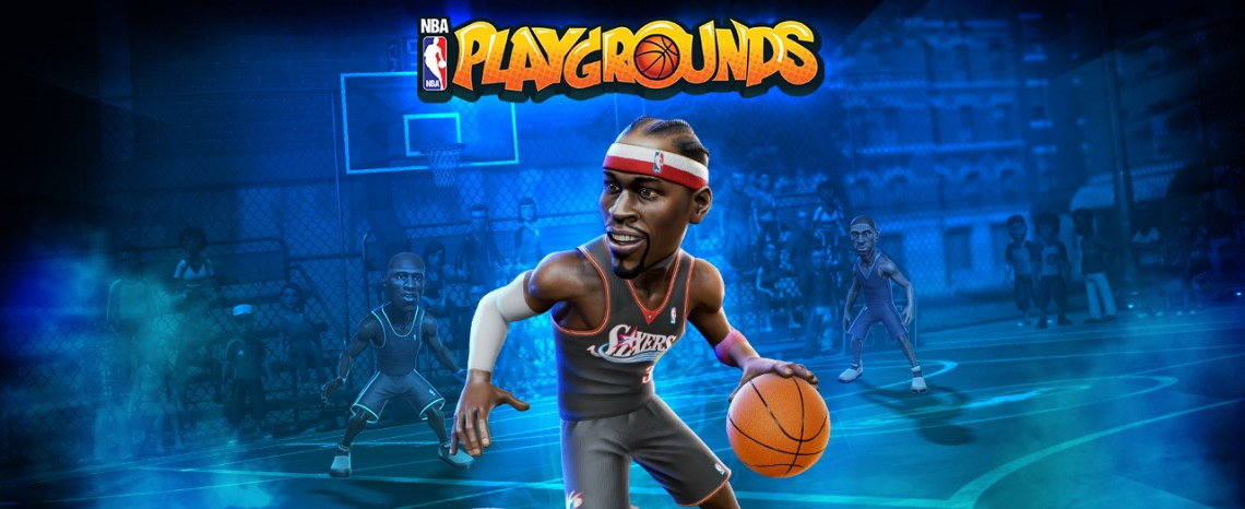 NBA Playgrounds sortira au mois de mai 2017 !