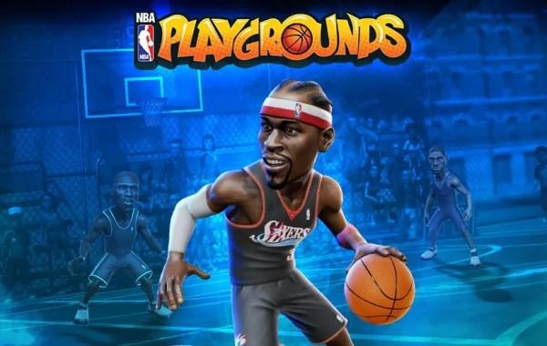 NBA Playgrounds sortira au mois de mai 2017 !