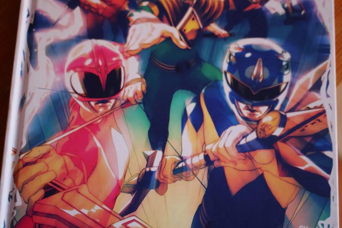 Critique du comic Mighty Morphin Power Rangers : Ranger Vert (Année Un)