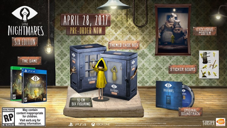 Tentez de remporter Little Nightmares Six Edition !