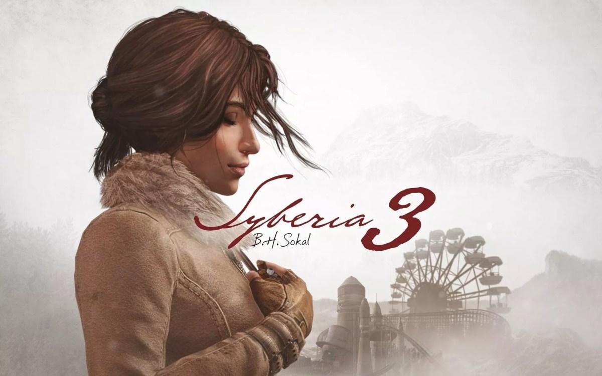 Syberia 3 (PC)