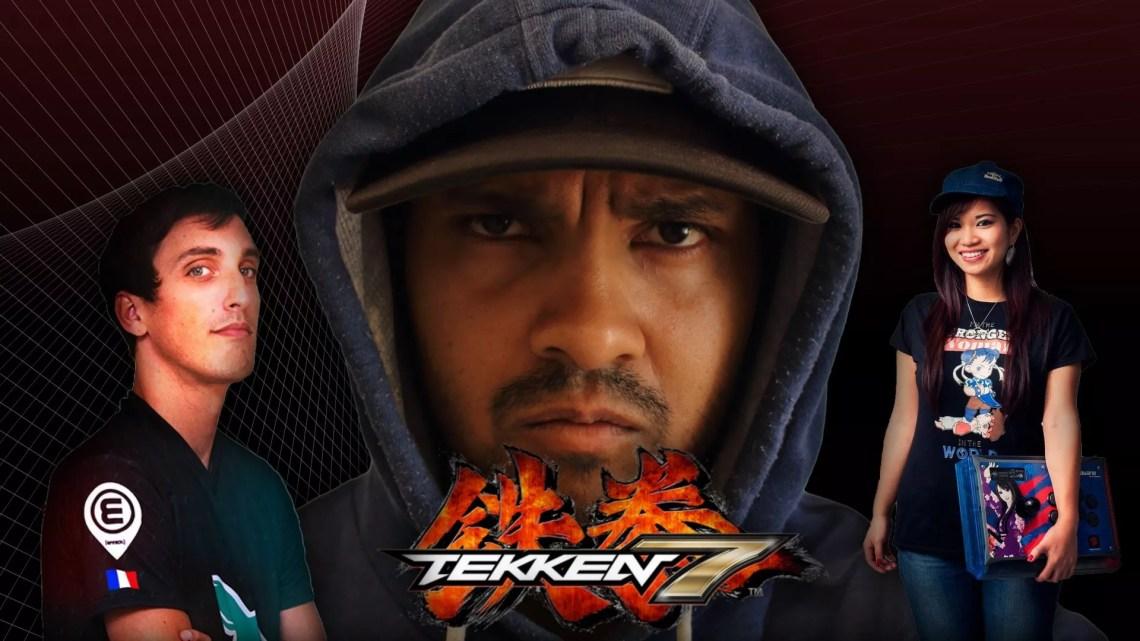 Tekken 7 : Kayane et Genius défié par Eric de JSUG.com