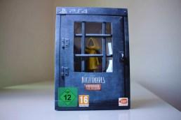 Unboxing de Little Nightmares Six Edition