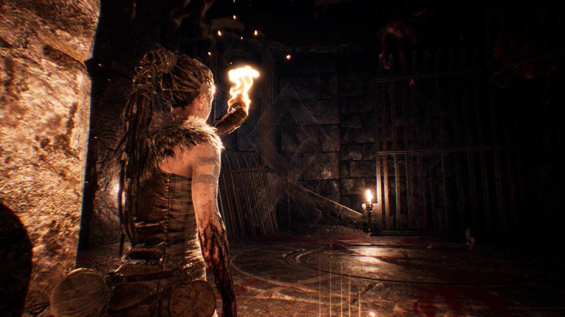 Test de Hellblade: Senua's Sacrifice (PS4)