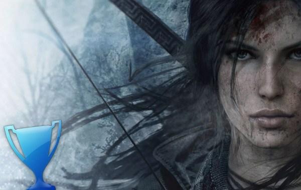 Trophée platine de Rise of the Tomb Raider