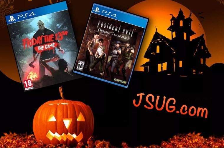 Jeu concours Halloween (Je suis un gameur.com)