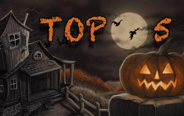TOP 5 meilleurs jeux pour Halloween