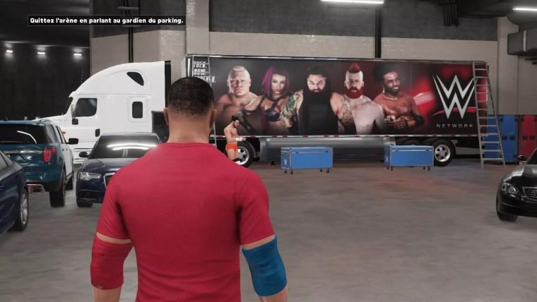 Test de WWE 2K18 (Je suis un gameur.com)