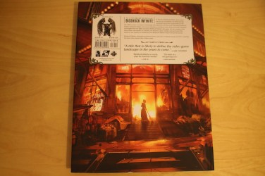 Avis sur The Art of BioShock Infinite