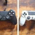 Comparaison Pro 4 Wired et manette PS4 classique