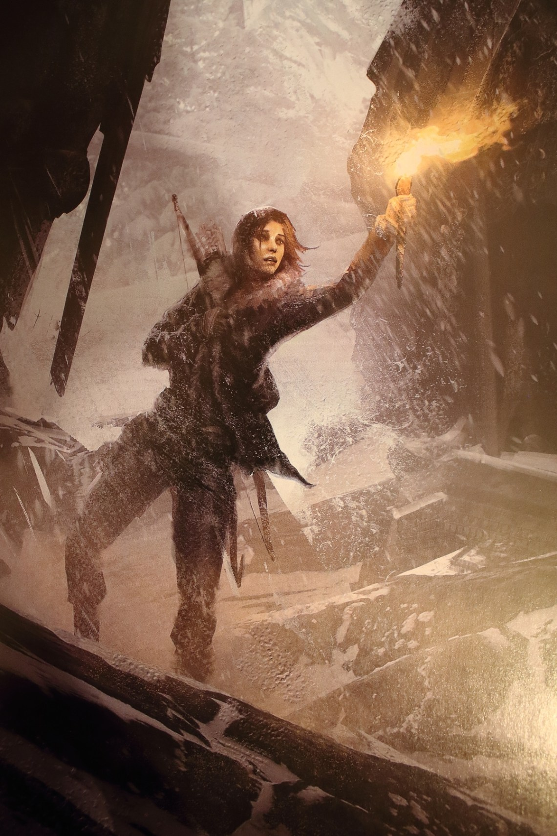 Avis Rise of the Tomb Raider: The Official Artbook