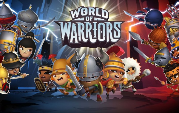 test de World of Warriors