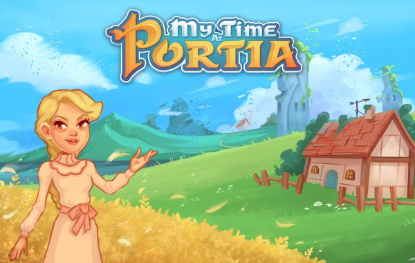 fan art My Time at Portia