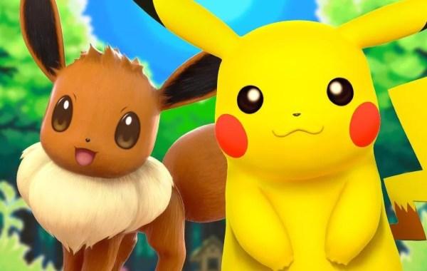 Pokémon: Let's Go, Pikachu et Evoli
