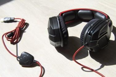 test du casque XPERT-H500