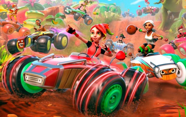 Test de All-Star Fruit Racing
