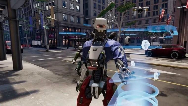 test de Robo Recall