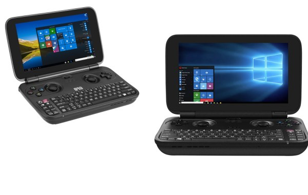 Test du GPD Win 1