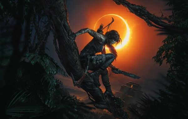 artbook officiel de Shadow of the Tomb Raider